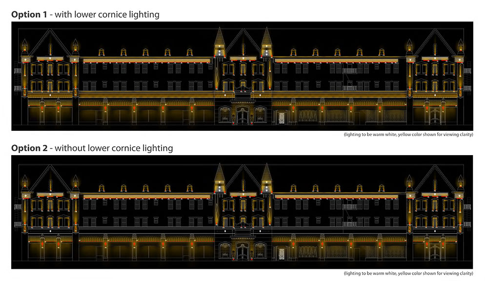 The Edmon - Lighting Design