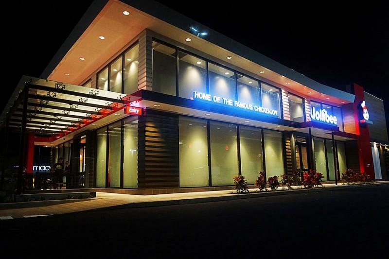 Jollibee - Restaurant Lighting