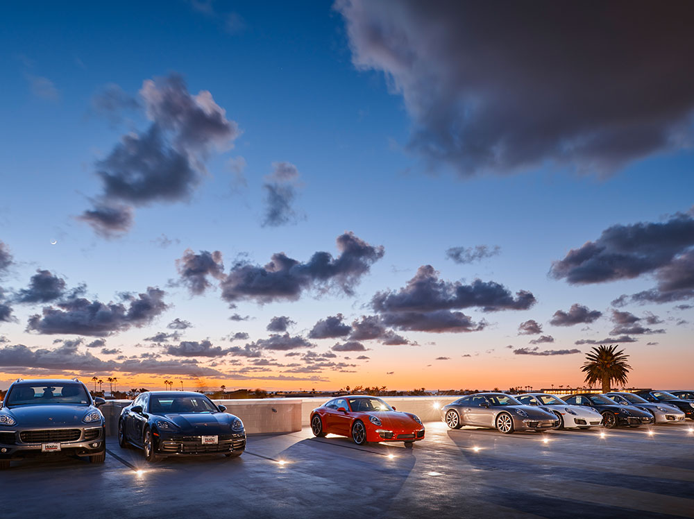 Automotive Dealership Lighting Design