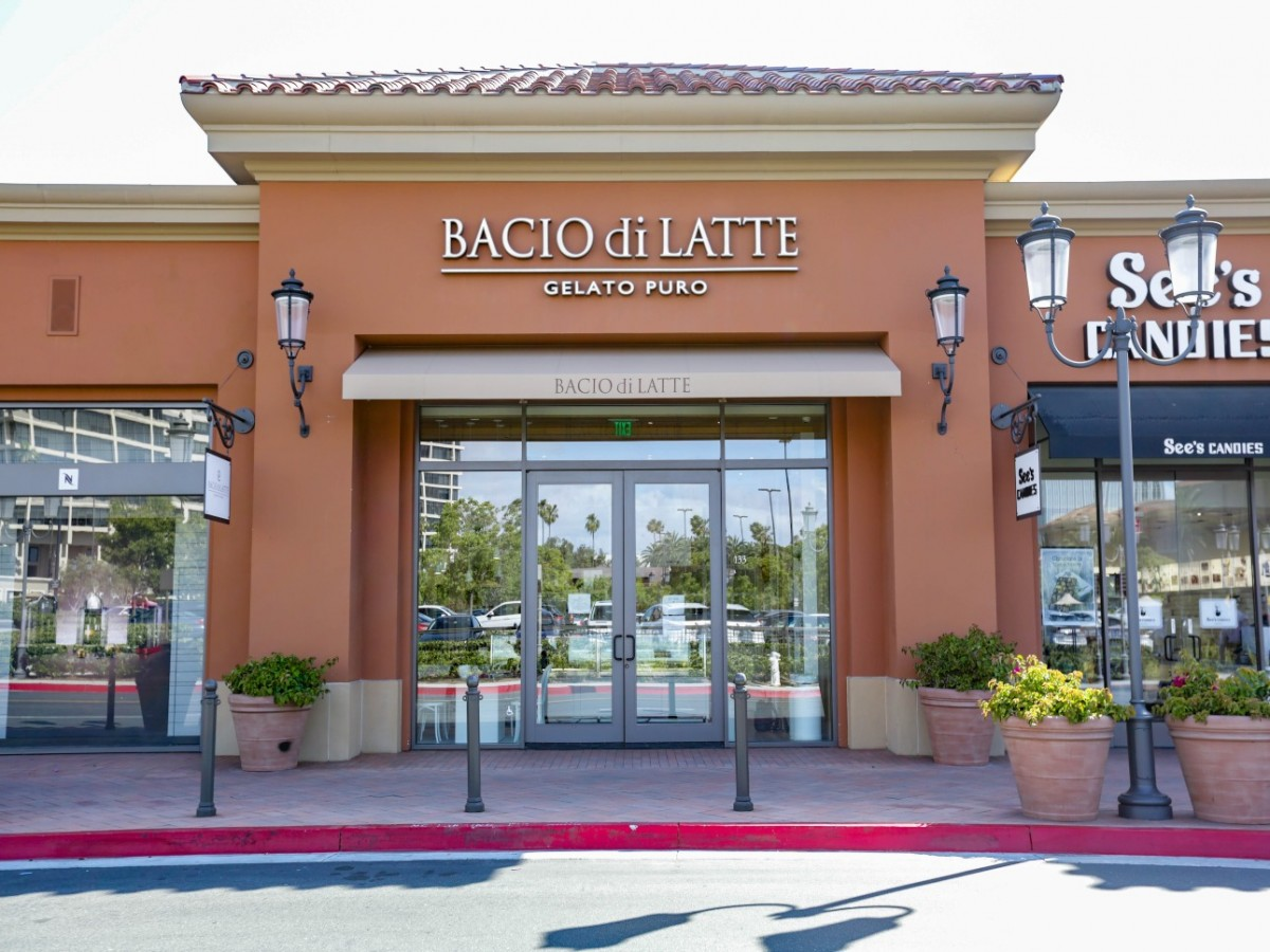 Commercial Lighting Industries Bacio Di Latte