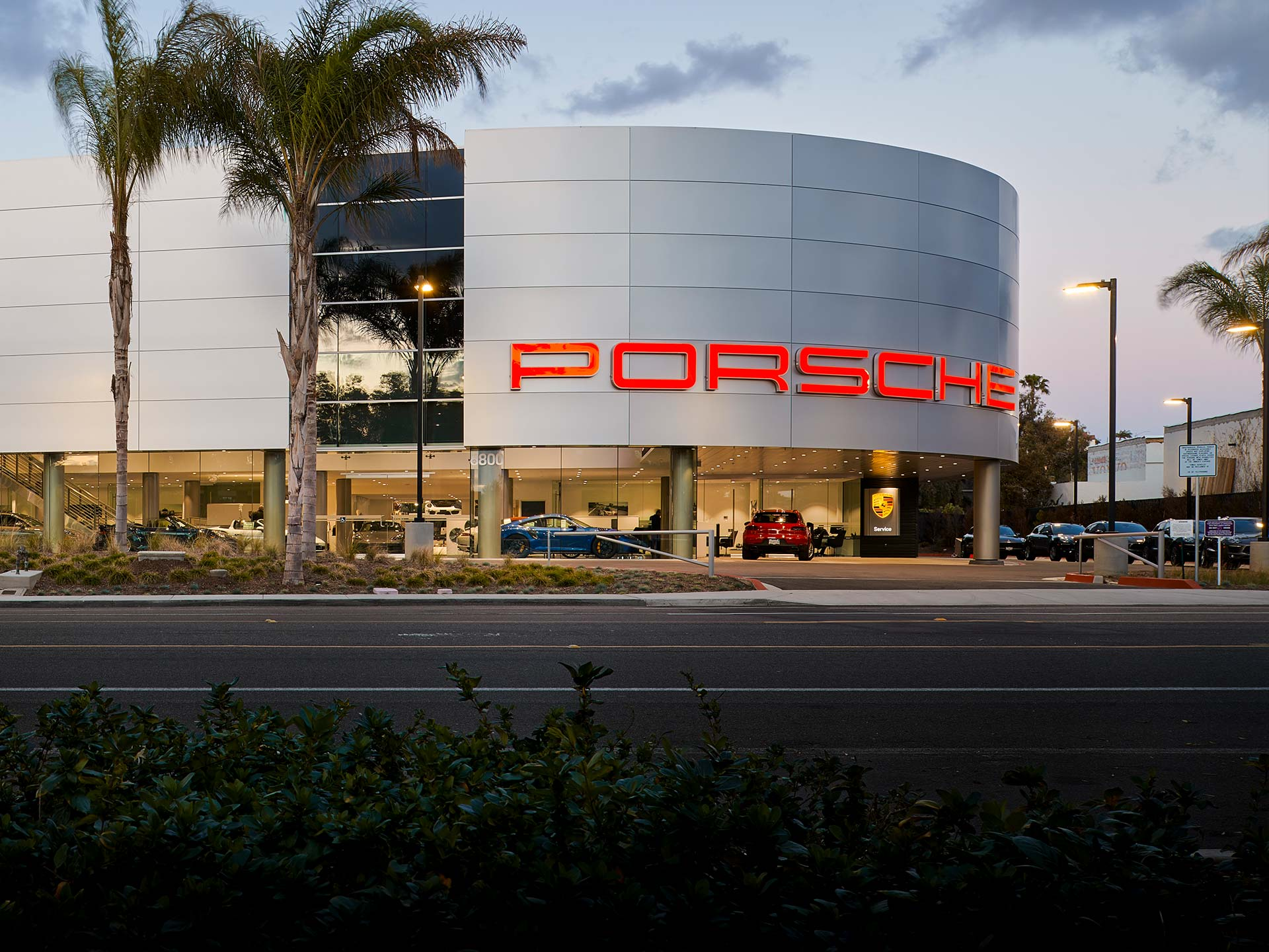 Automotive Lighting - Porsche