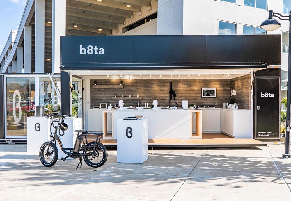 b8ta Retail Lighting Design