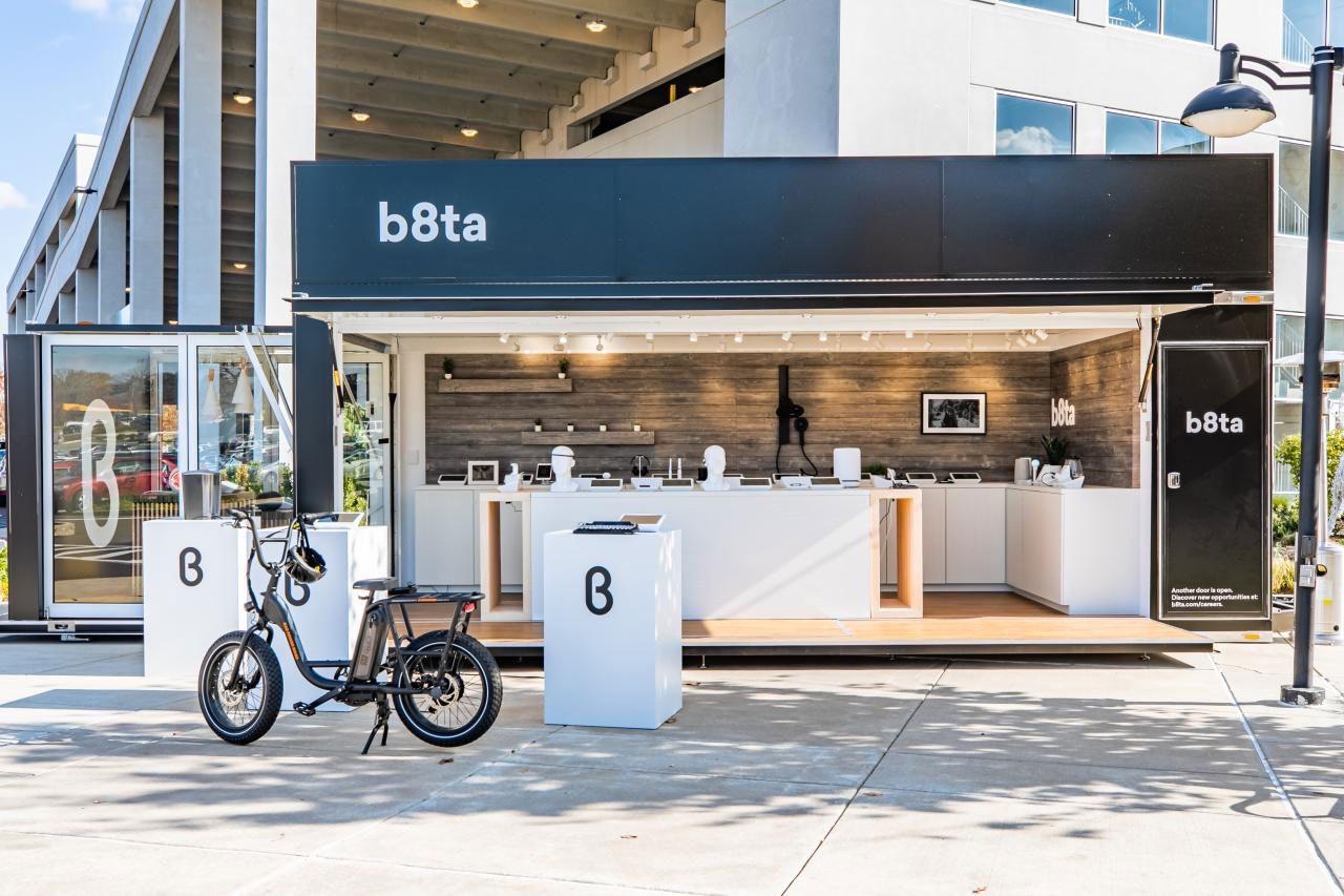 B8ta - Retail Lighting Design